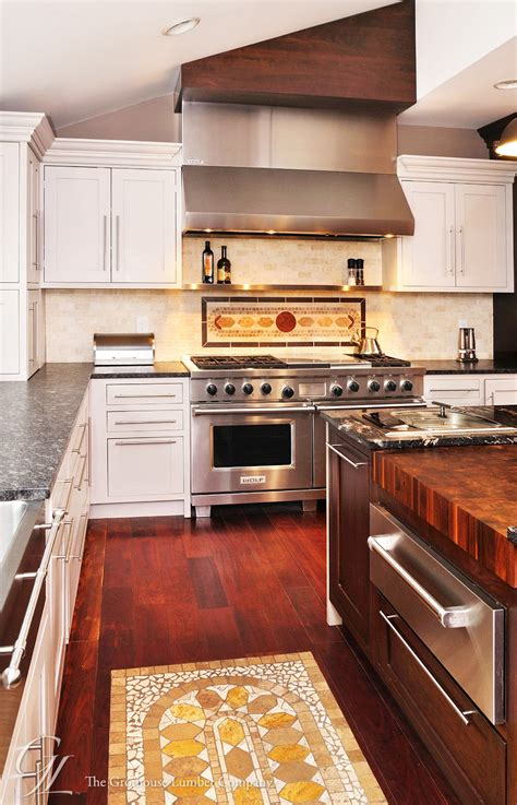 Butcher Block Kitchen Countertop by Walnut Butcher Block Countertop In West Chester Pennsylvania