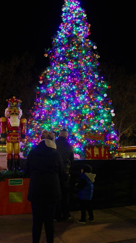 sf tree lighting 2017 2017 it s a wonderful quot annual tree