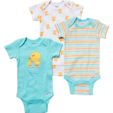 baby boy clothes baby bodysuits baby by gerber newborn baby boy onesies bodysuits assorted 3 pack