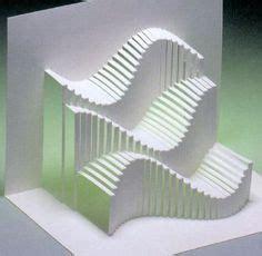 libro pop up design paper architectural pop up art geometric graphic a line and sculpture