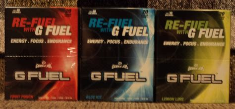 g fuel energy drink ingredients g fuel energy drink ingredients