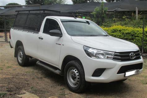 Toyota Hilux For Sale Toyota Hilux 2016 For Sale Mbombela Co Za
