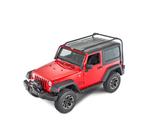 Jeep Racks And Carriers Kargo Master 50342 Congo Sport Rack For 07 18 Jeep