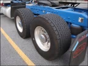 Trailer Tire Depth Tractor Trailor Tire