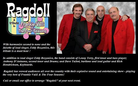 rag doll band ragdoll