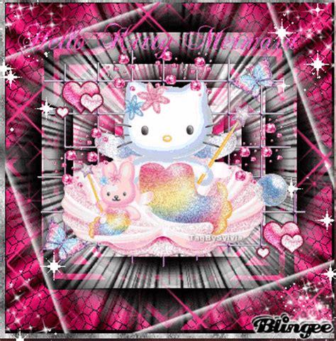 hello kitty mermaid wallpaper hello kitty mermaid picture 93660416 blingee com