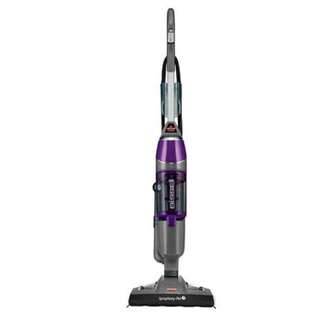 symphony pet vacuum and steam mop 1543 bissell 174 steam