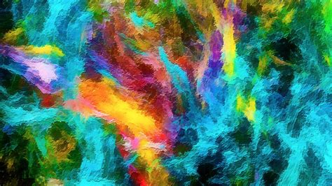 wallpaper colorful rainbow hd abstract