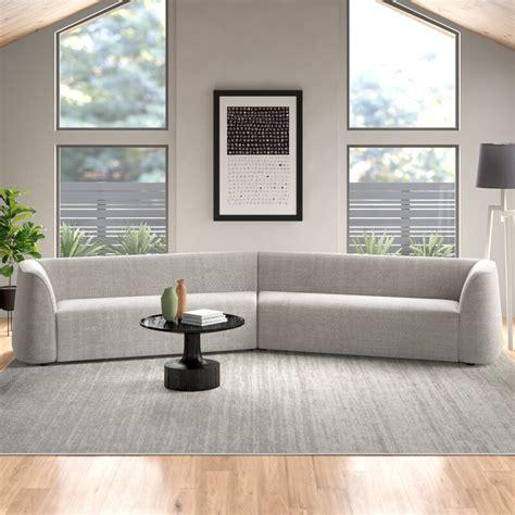 thataway angled  symmetrical sectional sofa allmodern