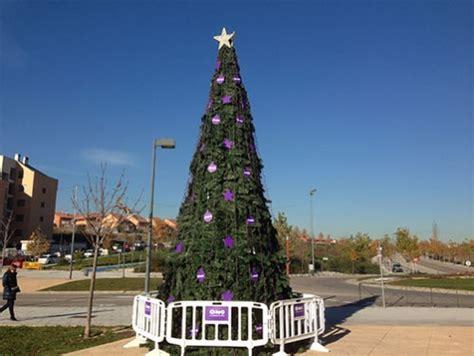 alquiler de 225 rboles de navidad de 7 metros para exteriores