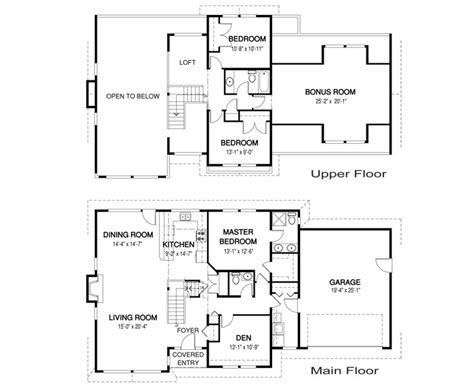 Cambridge Homes Floor Plans | house plans cambridge linwood custom homes