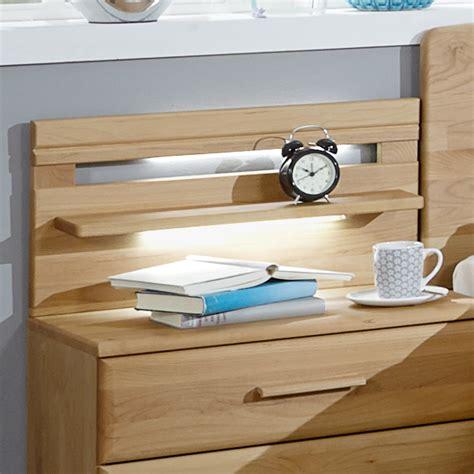 Beleuchteter Nachttisch by Schubladen Nachttisch Aus Erle Angenehm Hoch Trikomo