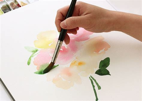 watercolor tutorial the alison show watercolor painting tutorial step by step ask home design