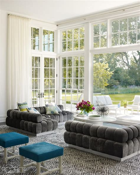Elle Decor Goes To The Htons With Timothy Haynes Kevin Roberts | elle decor living room photos