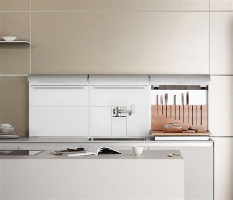 Bulthaup b3 function box kitchen organization from bulthaup
