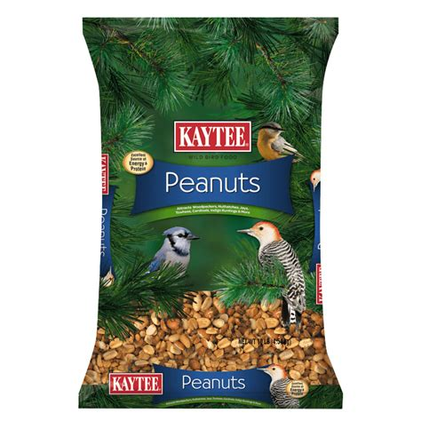 shelled peanuts for wild birds outdoor bird food kaytee