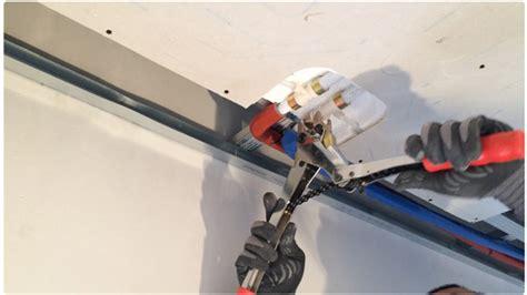 raffrescamento a soffitto impianto parete soffitto in cartongesso