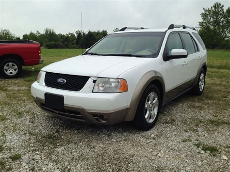 2006 Ford Freestyle by 2006 Ford Freestyle Specifications