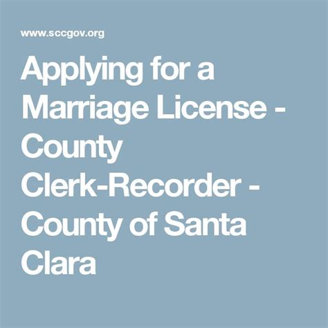 Santa Clara Records 25 Best Ideas About Marriage License Records On