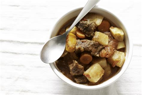 beef stew with root vegetables geller on fast cooking with a cooker ou