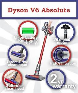 Orek Vaccum Dyson V6 Absolute Review Towards The Cordless Vacuum Era