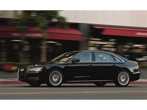 audi a8 2012 price 2012 audi a8 prices reviews and pictures u s news