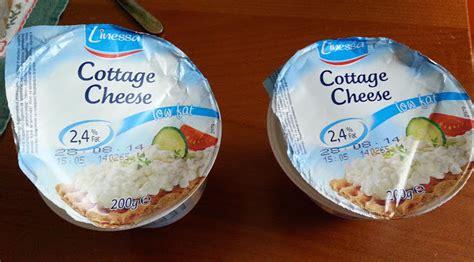 formaggio cottage lidl un lettore trova macchie rosse nei fiocchi di latte
