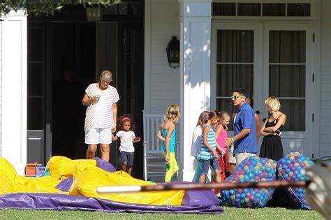 Wo Wohnt Heidi Klum 5471 by Heidi Klum Photos Photos Heidi Klum Goes To Seal S House