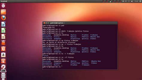 abrir imagenes jpg ubuntu comandos de directorios en linux ubuntu youtube