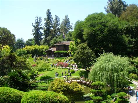 Huntington Library And Gardens by The Huntington Library Collections And Botanical