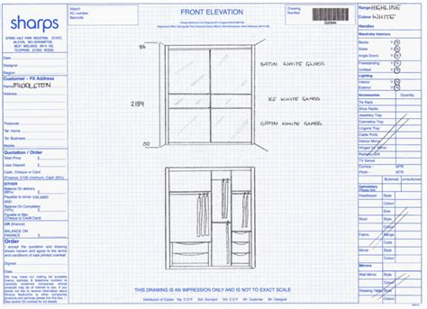 Sharps Wardrobes Reviews by Built In Wardrobes From Sharps Part One The Planning