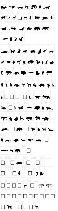 dafont elephant animal silhouette silhouette clip art creative arts