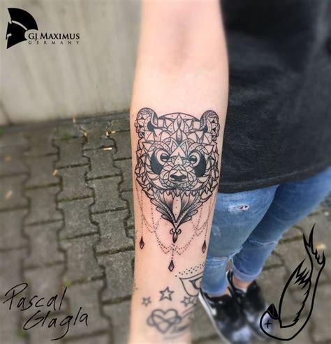 panda elephant tattoo pandala mandala panda tattoo falling bird tattoo studio