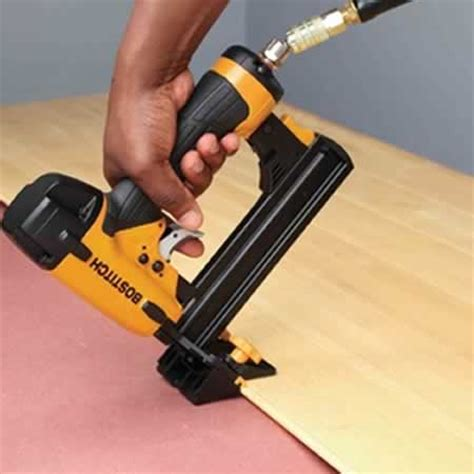 Engineered Flooring Stapler Bea Bostitch Staplers Staples Packaging And Fastening
