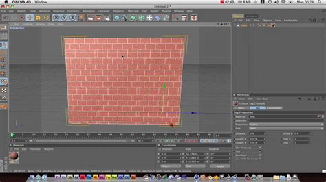 mapping cinema 4d cinema 4d tutorial texture mapping