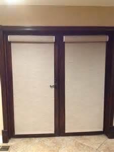 French Door Enclosed Blinds David De La Garza Blinds Imperial Valley