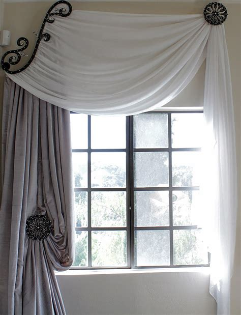 crystal drapery hardware galaxy design curtains