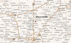 map of mooresville carolina mooresville location guide