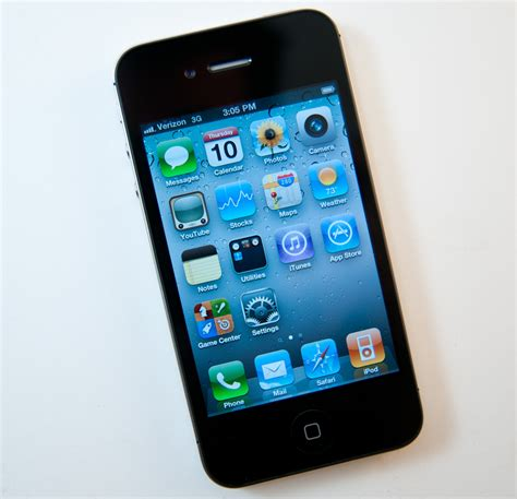 verizon iphone 4 thoroughly reviewed