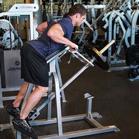 t bar row bench incline bench pull exercise guide and video