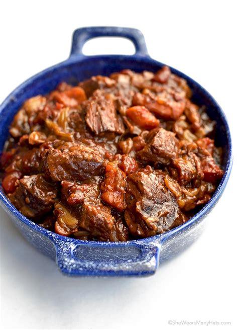 stew ideas guinness beef stew recipe she wears many hats