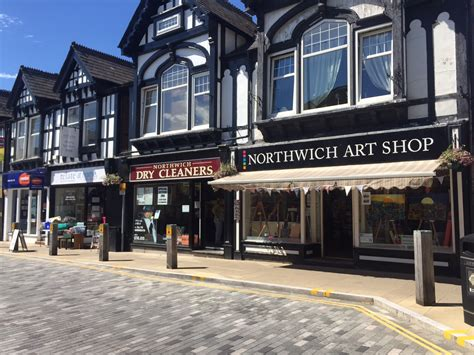 shops in northwich