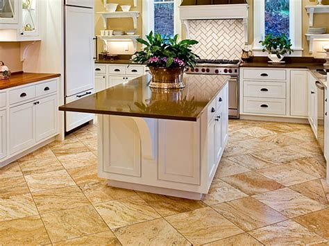 kitchen flooring ideas with white cabinets ceramic kitchen tiles floor cool classic kitchen tile