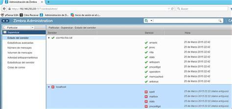 tutorial servidor de email zimbra zimbra a 241 adiendo un servidor slave de ldap y dns el