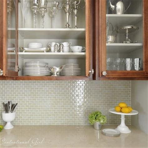 white 1x2 mini glass subway tile colors glass cabinets and glass subway tile