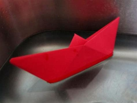 learn how to make a paper boat 20 best images about origami on pinterest cut paper