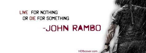 film quotes facebook john rambo quotes facebook cover