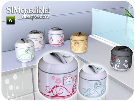 Decor Rice Cooker by Simcredible S Time To Rice Cooker Decor