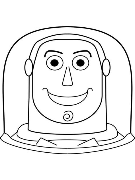color buzz buzz lightyear coloring pages free printable buzz