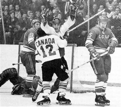 1972 canada soviet hockey series (summit series) the